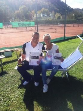 Sieger: Hans und Moni